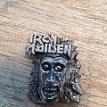Iron maiden debut? Pin Pin / Badge