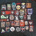 Personal collection patches