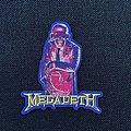 Megadeth - Patch - Fanpatch megadeth hangar 18