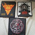 Old patches venom deicide king diamond