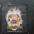 Iron maiden clairvoyant/seventh son patch