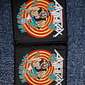 Anthrax- state of euphoria prints Patch