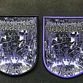 Dissection the somberlain woven patch