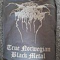 Officially licensed darkthrone tnbm backpatch