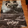 Obituary flag world demise 1993 blue grape Other Collectable