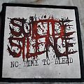 Suicide Silence - Patch - No time to bleed- suicide silence