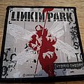 Linkin park hybrid soldiers patch