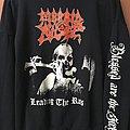 Morbid Angel Leading The Rats European Sickness sweater TShirt or Longsleeve