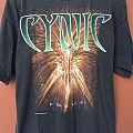 Cynic - TShirt or Longsleeve - Cynic European Tour 1993