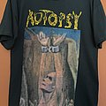 Autopsy Acts of Unspeakable shirt 1992