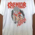 Kreator North American Tour 89 TShirt or Longsleeve