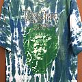 Paradise Lost - TShirt or Longsleeve - Paradise Lost tye dye medusa head