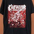 Kreator - TShirt or Longsleeve - Kreator Pleasure to kill shirt
