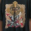 Asphyx - TShirt or Longsleeve - Asphyx The Rack tour shirt