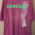 Carcass - TShirt or Longsleeve - Carcass Heartwork burgundy color 94
