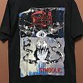 Death - TShirt or Longsleeve - Death 1995 Symbolic Tour shirt