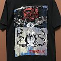 Death 1995 Symbolic Tour shirt