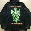 Type O Negative - Hooded Top / Sweater - Type O Negative the green men hoodie 1997