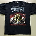Cancer - TShirt or Longsleeve - Cancer Europe 1993 Tour shirt