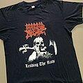 Morbid Angel Napalm Death - TShirt or Longsleeve - Morbid Angel American Sickness Tour shirt 91