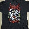 Unleashed - TShirt or Longsleeve - Unleashed  European Tour 1992 shirt