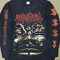 Sepultura - TShirt or Longsleeve - Vintage Sepultura third world posse tour '92