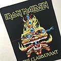 Iron Maiden - Patch - Iron Maiden the clairvoyant backpatch
