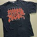 Morbid Angel - TShirt or Longsleeve - Vintage Morbid Angel altars of madness shirt