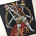 Slayer - Patch - Slayer show no mercy backpatch