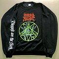 Morbid Angel - TShirt or Longsleeve - Vintage Morbid Angel blessed are the sick sweater