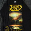Atlantean Kodex - TShirt or Longsleeve - Atlantean Kodex - The Course of Empire