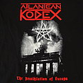 Atlantean Kodex - TShirt or Longsleeve - Atlantean Kodex - The Annihilation of Europa 2013/2014