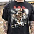Storm Troopers Of Death - TShirt or Longsleeve - SOD live a budokan shirt.