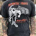 Agnostic Front - TShirt or Longsleeve - AF blind Justice euro tour