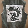 The Exploited - Battle Jacket - Simple punk jacket
