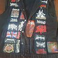 My Battle Jacket - In Progress