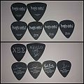 Rotting Christ guitar picks Other Collectable