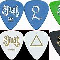 Ghost - Guitar Picks 2010 + 2013 Other Collectable