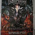 Belphegor - Other Collectable - Walpurgis Rites - Hexenwahn Release Poster