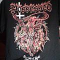 Possessed Hordes Of Hell tour Pentagram Goat