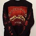 Sentenced - TShirt or Longsleeve - Sentenced: Amok 1995 tour (jan-feb) LS
