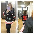 Disturbed - Other Collectable - Disturbed Hockey Sweater