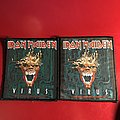 Iron Maiden Two original virus patches? Or No?
