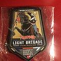 Iron Maiden trooper beer patch