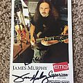 James Murphy Autographed Promo Other Collectable