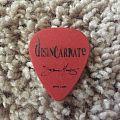 James Murphy / Disincarnate Guitar Pick Other Collectable