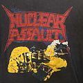 Nuclear Assault - TShirt or Longsleeve - Nuclear Assault - The Plague