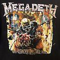Megadeth - TShirt or Longsleeve - Megadeth - Held Hostage By Oil For Food / Tour 2007