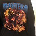 Pantera - TShirt or Longsleeve - Pantera - Flames (Long Sleeve)