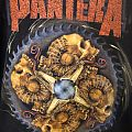 Pantera - Saw Blade / The Real Steel Tour 2000-2001 TShirt or Longsleeve